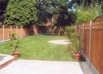 Advanced Groundworks & Development Ltd Garden Work