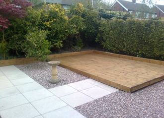 Advanced Groundworks & Development Ltd Patio Work